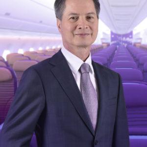 Thai Airways CEO Charamporn Jotikasthira