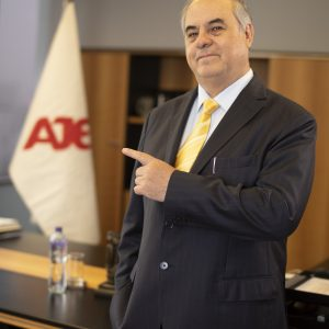 AJE Chairman and CEO Angel Añaños