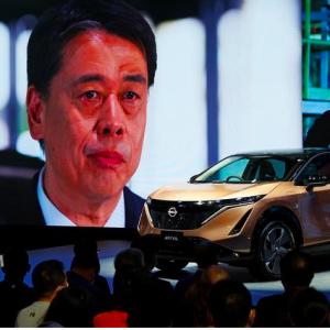 Nissan CEO Makoto Uchida